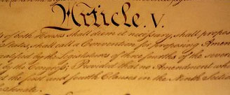 Article V of the U.S. Constitution