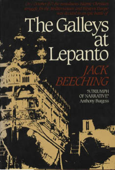 Galley at Lepanto by Jack Beeching