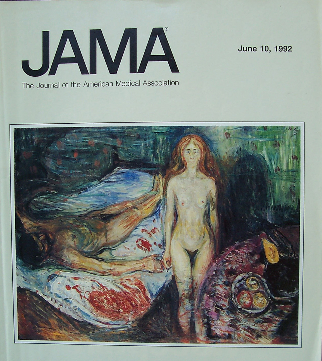 JAMA front cover