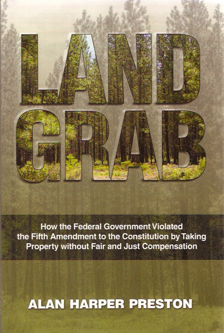 Land Grab by Alan Preston