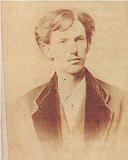 Authenicated photo of Doc Holliday