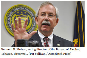 ATF's Kenneth Melson