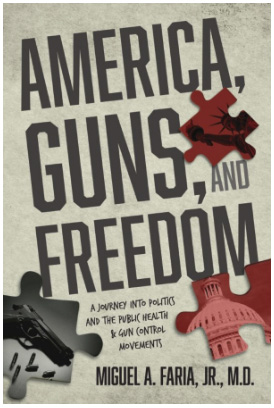 America, Guns, and Freedom dust jacket