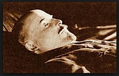 Autopsy Of Vladimir Lenin 1924 Hacienda Publishing