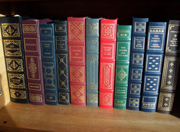 Franklin Library Easton Press Collection Of Classics 12